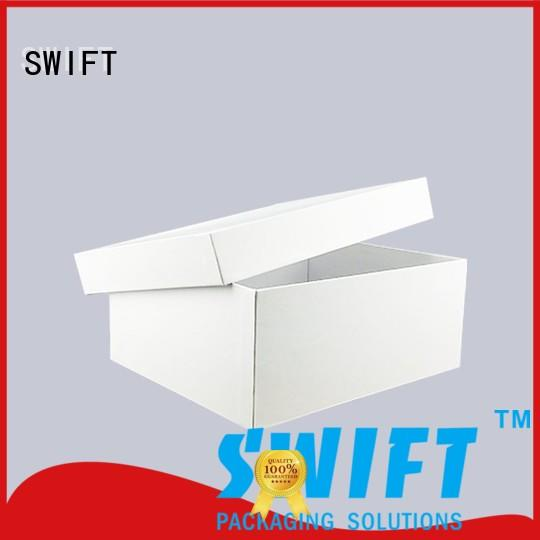 SWIFT thick bulk cardboard boxes customized for hospital