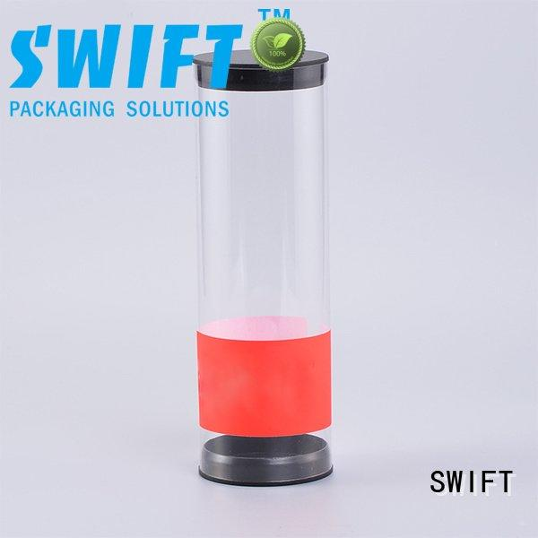label clear SWIFT underwear packaging box