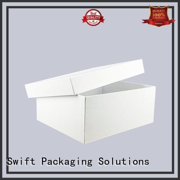 SWIFT bulk cardboard boxes supplier for hospital