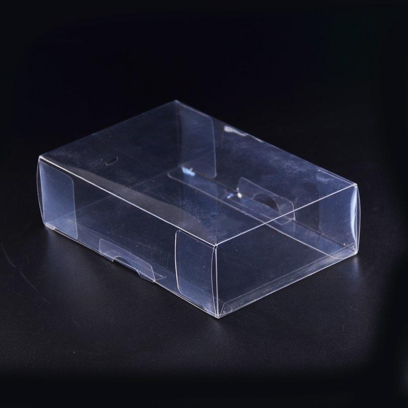 Europe Custom Clear Underwear Plastic Box