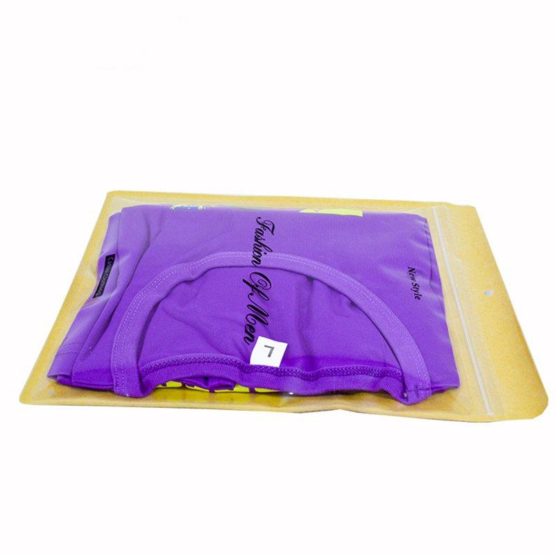 Wholesale brand shirt plastic bags for clothes SWIFT Brand