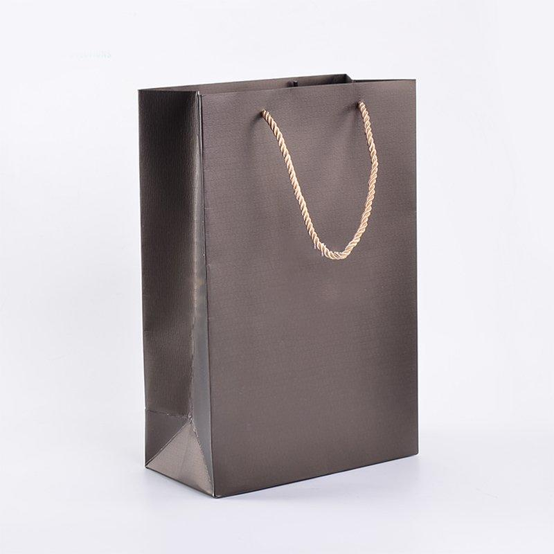 Custom Clothing Paper Gift Bags Wholesale