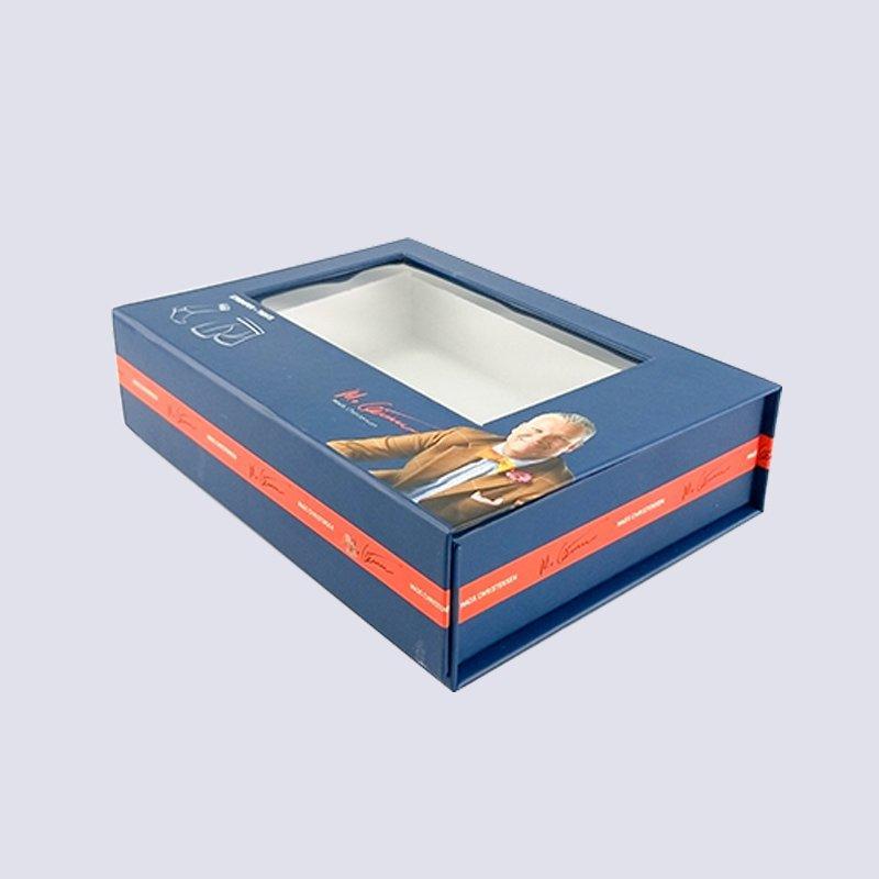 Wholesale Gift Paper Packaging Box Custom Socks Packaging Uk