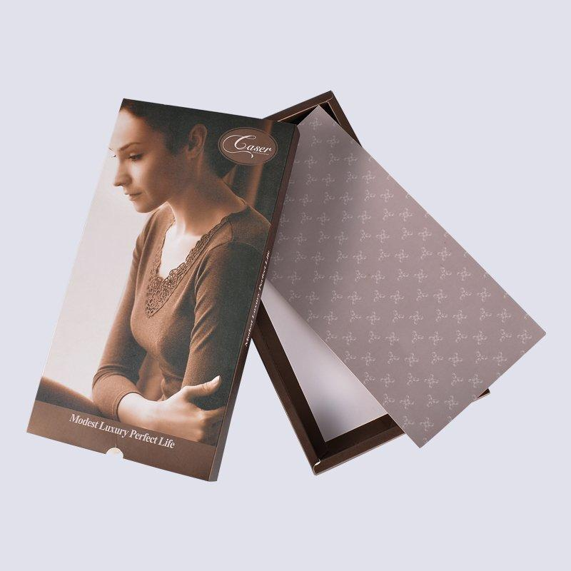 Oem/Odm Luxury Clothes Paper Packaging Box