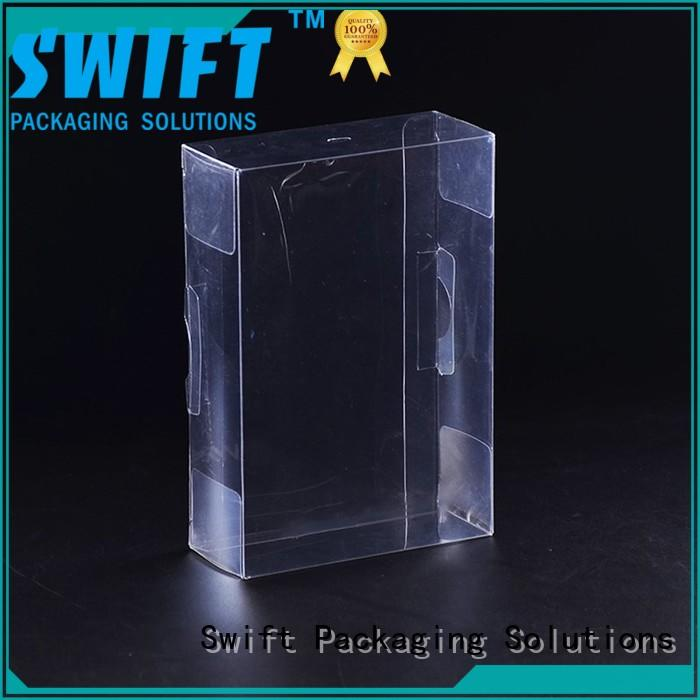 SWIFT creative personalized plastic bags supplier for men
