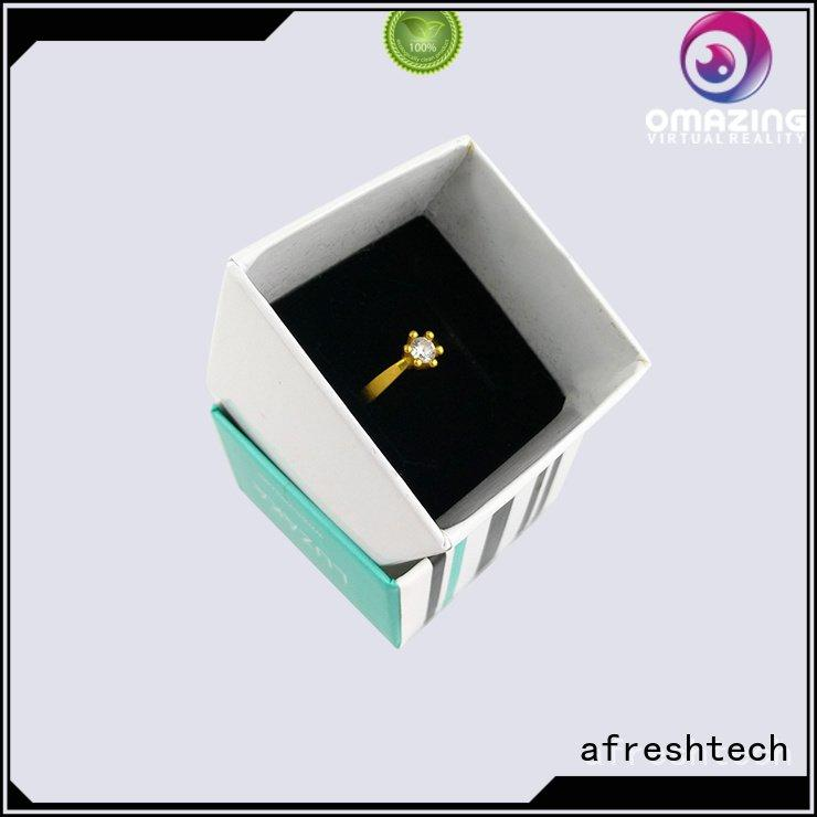engagement cardboard jewelry boxes wholesale SWIFT Brand