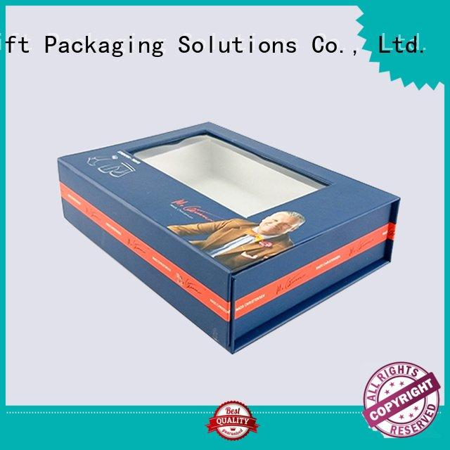 SWIFT packaging underwear packaging box selling