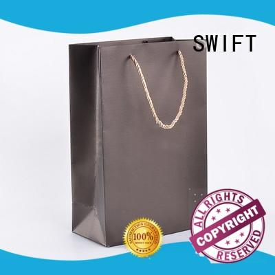 SWIFT paper gift bags with handles with good price for Christmas