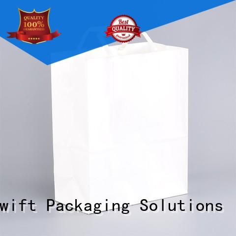 SWIFT paper shopping bags factory price for swimwear