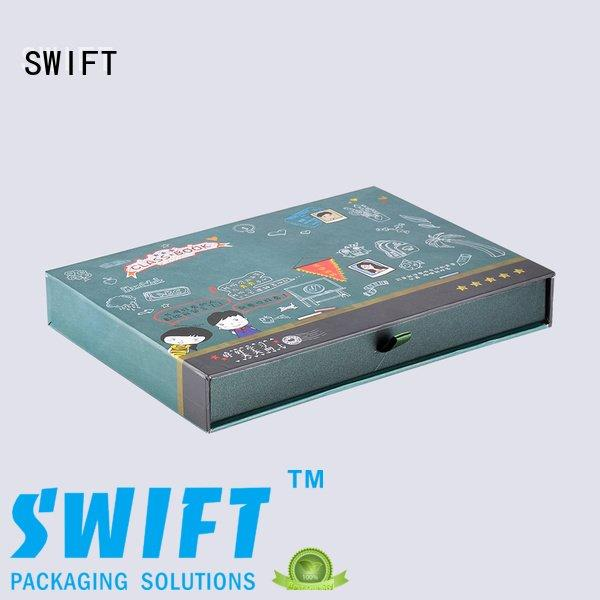 design cardboard SWIFT cardboard gift boxes