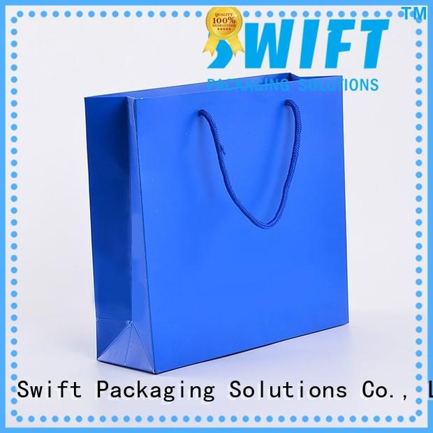 SWIFT paper shopping bags with good price for swimwear