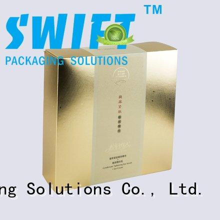 SWIFT drawer packaging wholesale containers makeup packaging boxes supplies