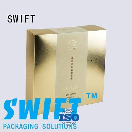 makeup packaging boxes deluxe drawer supplies SWIFT