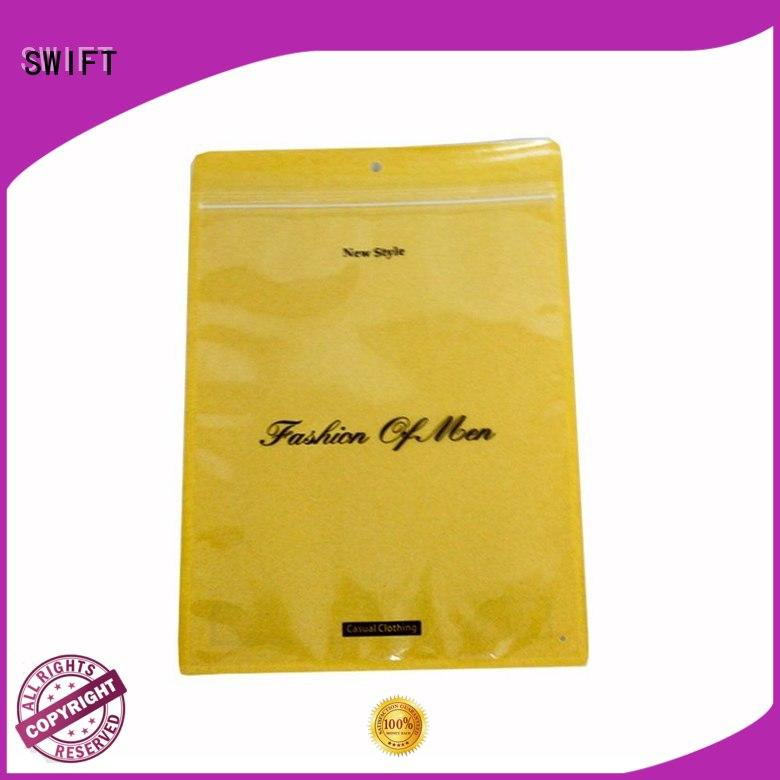 plastic bags for clothes factory price for garment SWIFT