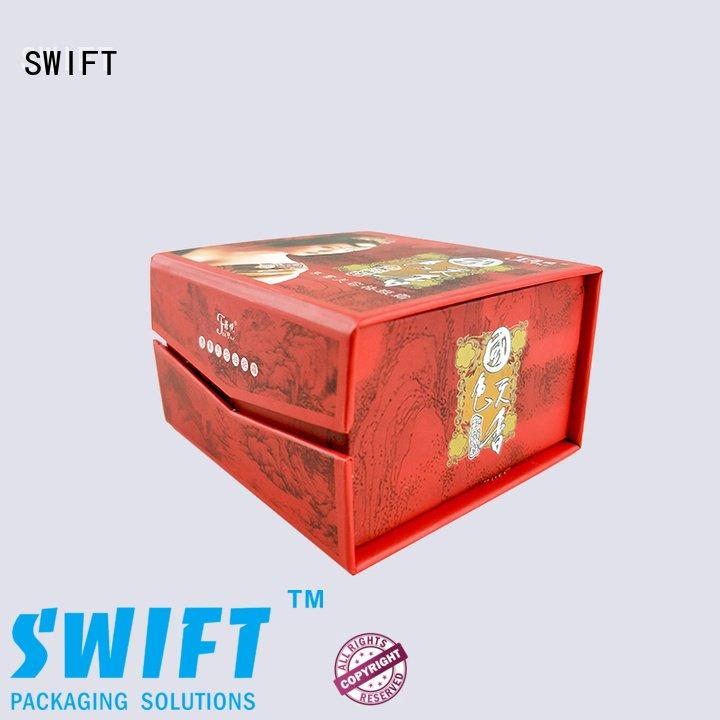 SWIFT Brand packaging deluxe packaging wholesale makeup packaging boxes