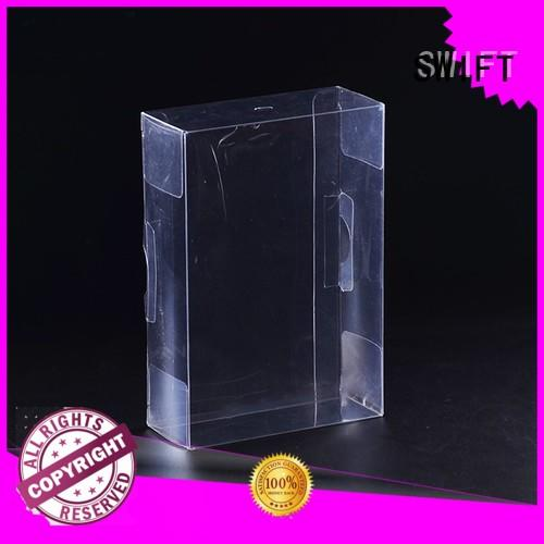 transparent underwear plastic box plastic SWIFT company