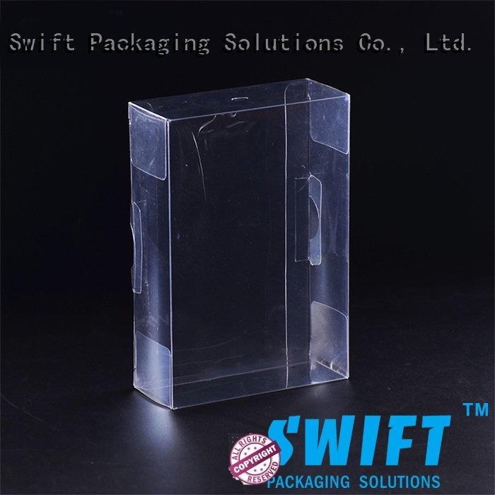 underwear packaging box boxes underwear plastic box SWIFT Brand