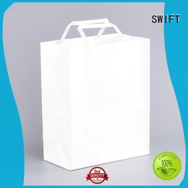 eco friendly paper shopping bags factory for garment