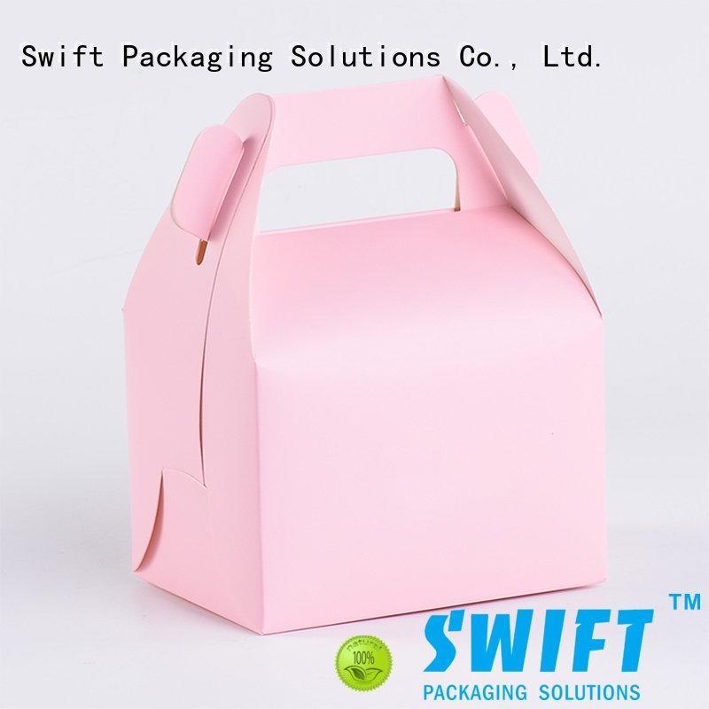 food safe cardboard boxes handle paper cardboard food boxes SWIFT Warranty