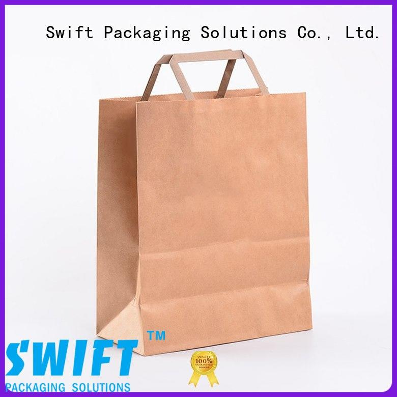 zip lock paper carrier bags with good price for swimwear