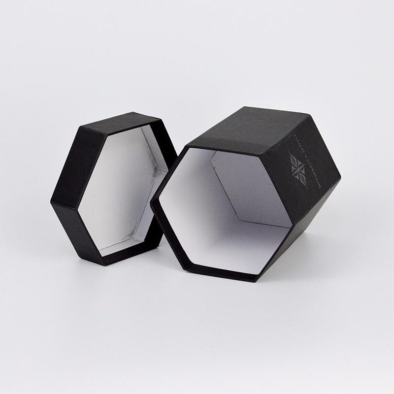 Hexagonal Cardboard Gift Boxes