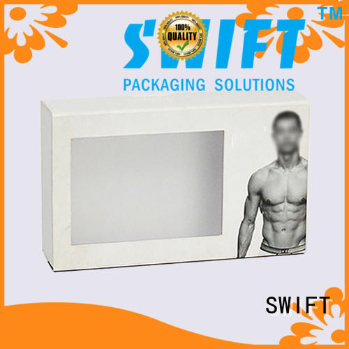 SWIFT product packaging boxes directly sale for children