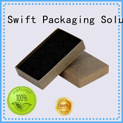 High-End Necklace Box Jewelry Packaging Box Custom