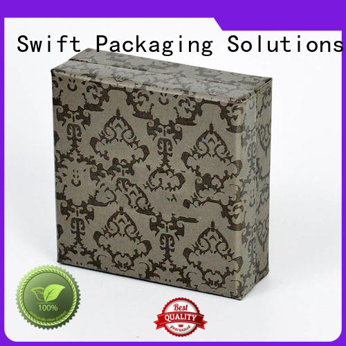 SWIFT decorative cardboard boxes for gifts factory for holiday