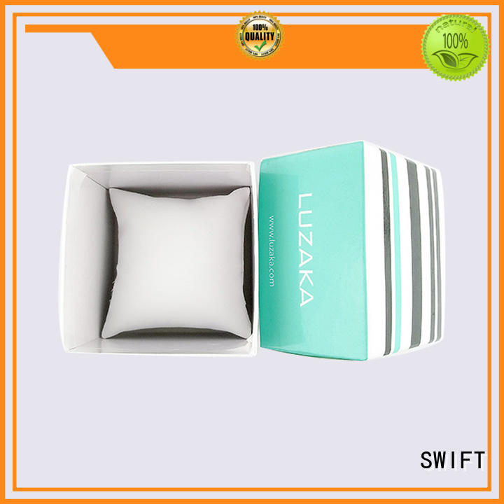 SWIFT luxury jewelry packaging supplies factory for gifts