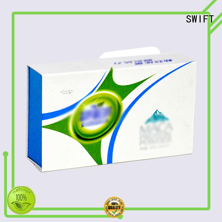 folding cardboard food packaging manufacturer for cake