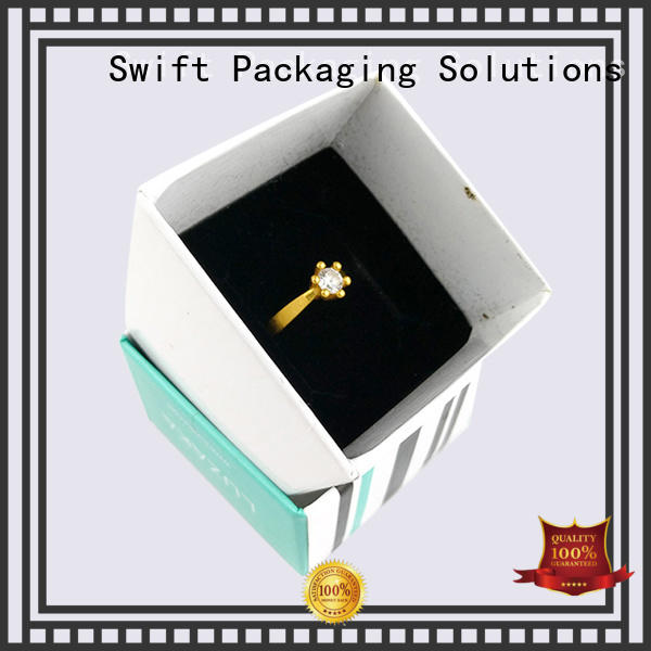 Diy Eco Jewelry Packaging Boxes, Engagement Ring Box