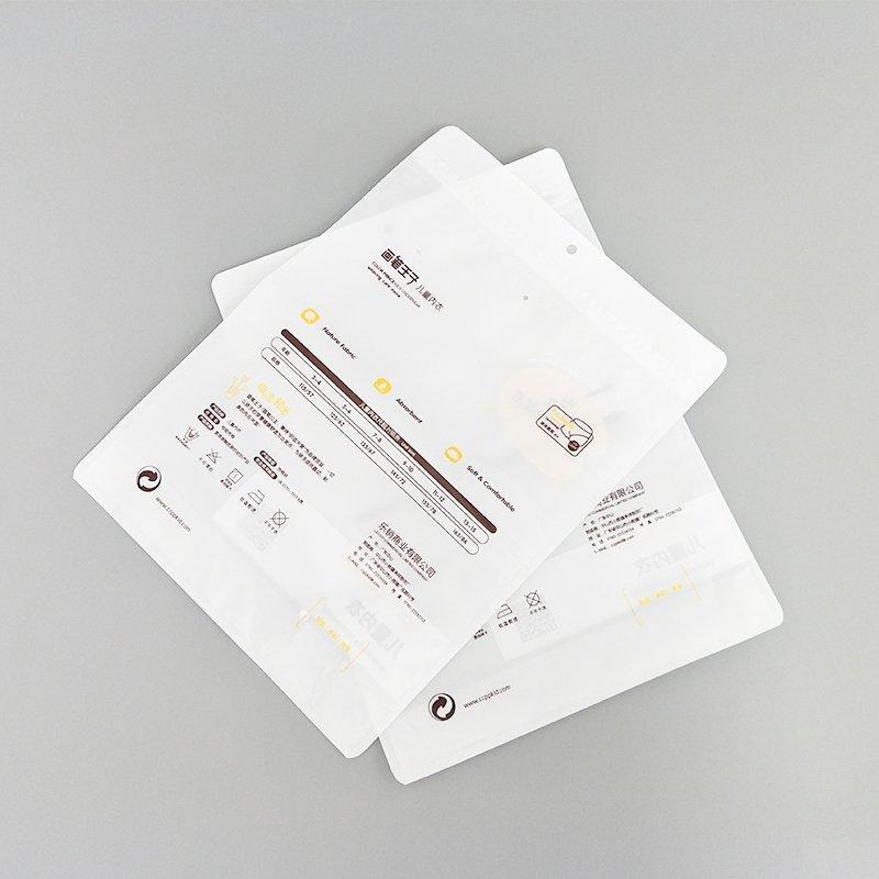 Wholesale Custom Clear Plastic Bag Underwear With Printing