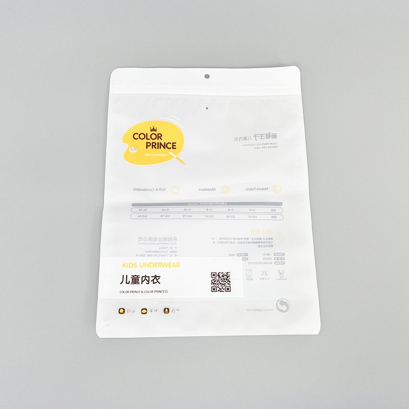 SWIFT Wholesale Custom Clear Plastic Bag Underwear With Printing Plastic Bag Underwear image24