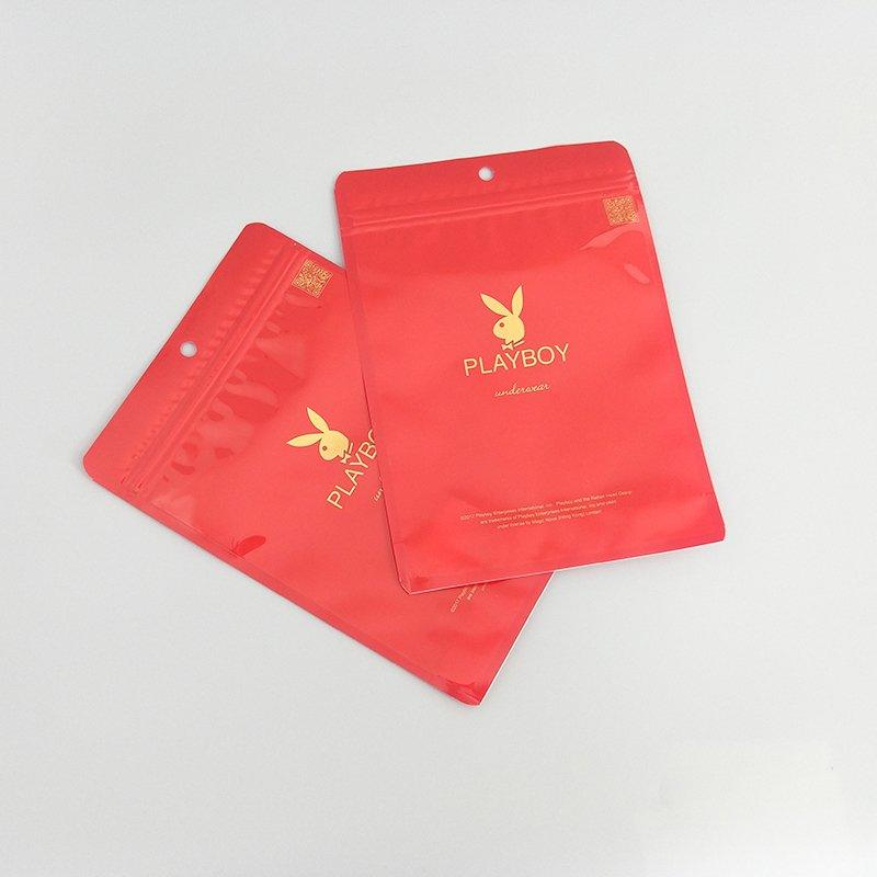 SWIFT plastic packaging bags wholesale directly sale for underwear