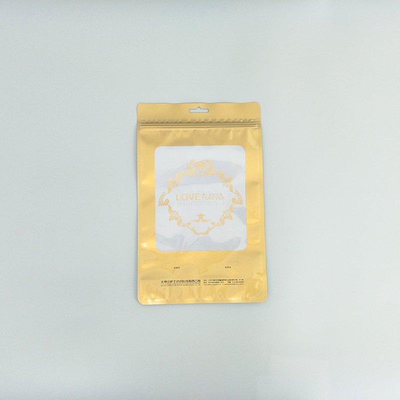 SWIFT Clear Printed Ziplock Bag Men image27