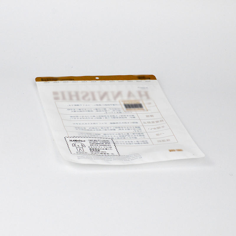 Transparent Underwear Custom Bags With Zipper