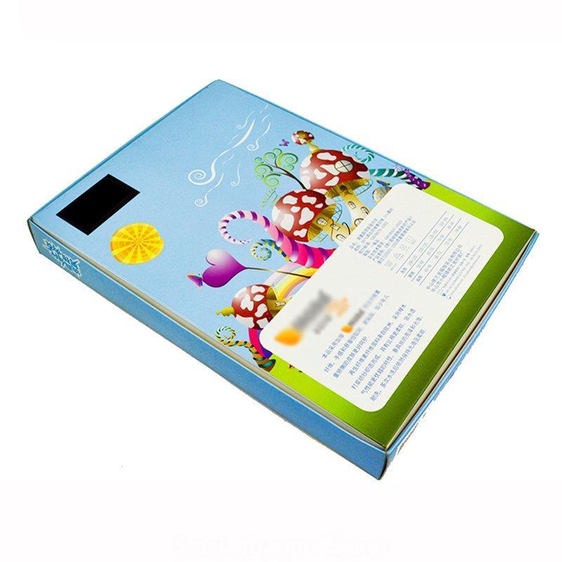 Clothing Cardboard Box Children's Underwear Packaging Box