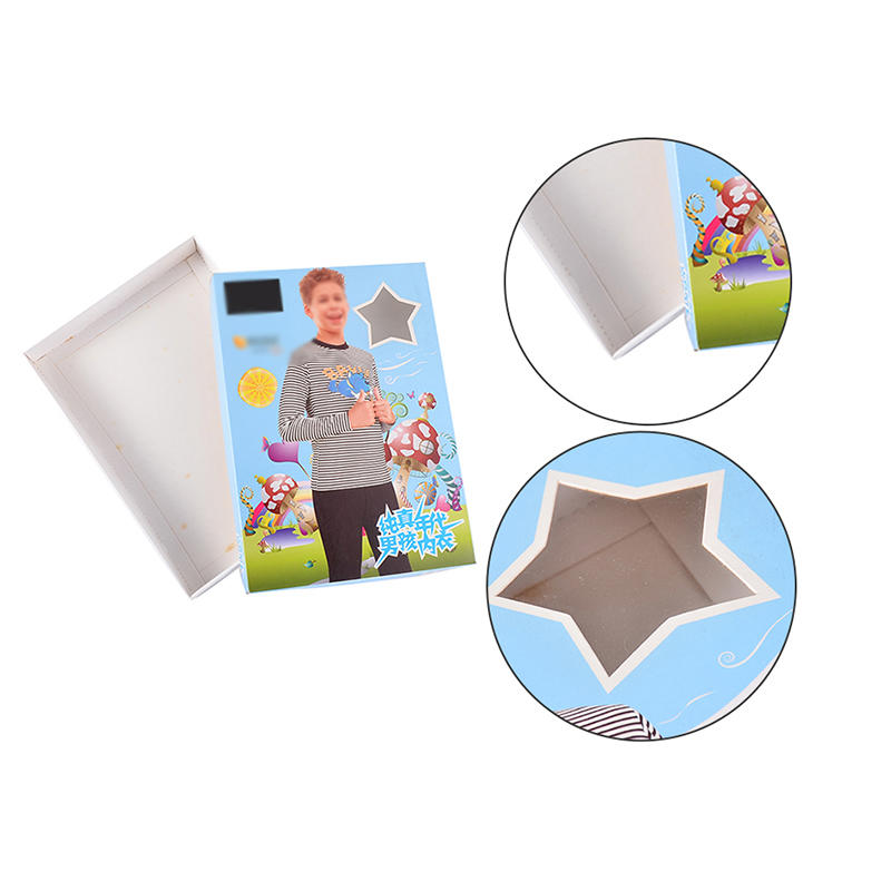 fashion shirt packaging box with good price for jacket