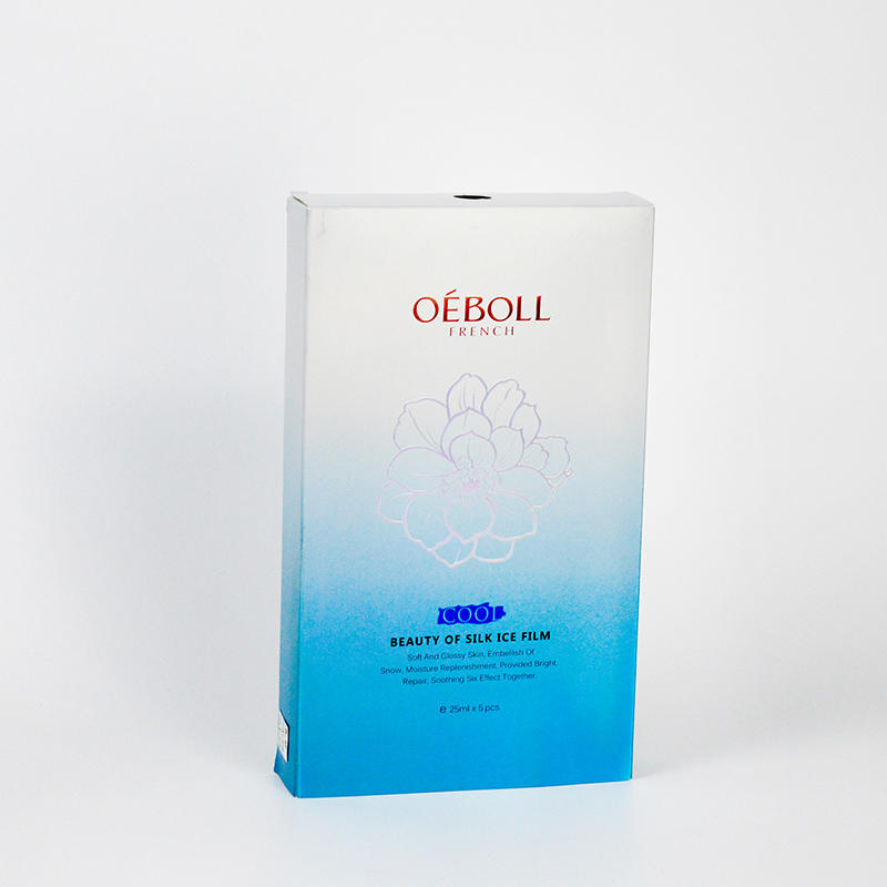 Health Care Products Drawer Packaging Folded Box