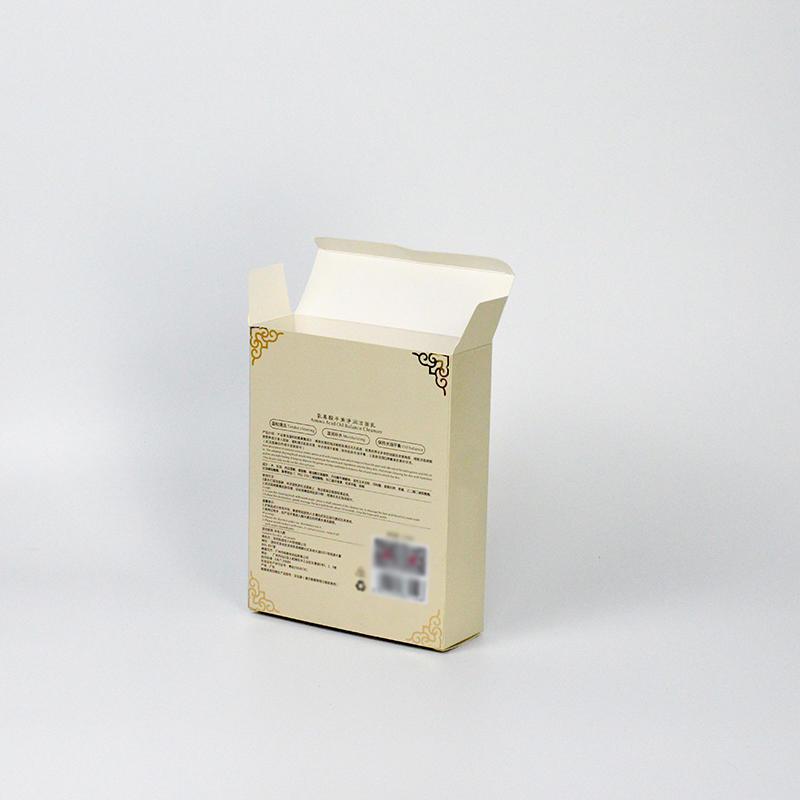 Cardboard Packaging Box For Cosmetics 153x50x193mm