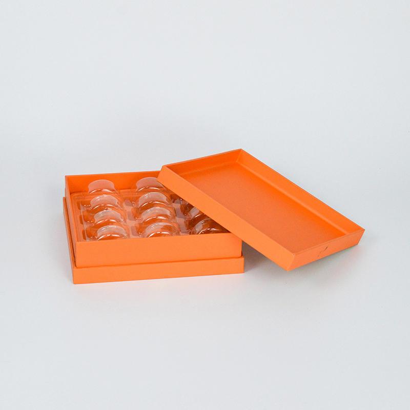 Custom Cardboard Gift Boxes Size 19.5x17.2x5.2cm