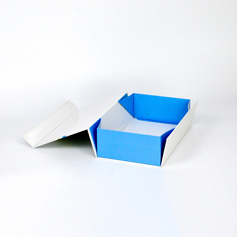 Food Packaging Box With Magnet Material Can Be Customized