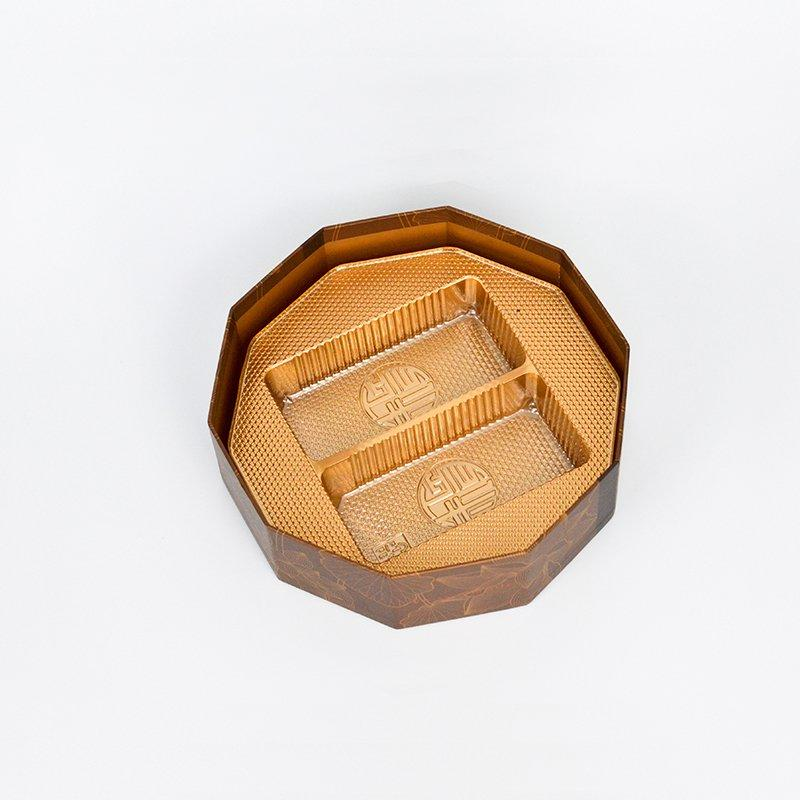 Cardboard Food Boxes Gold Card Paper Packaging Box