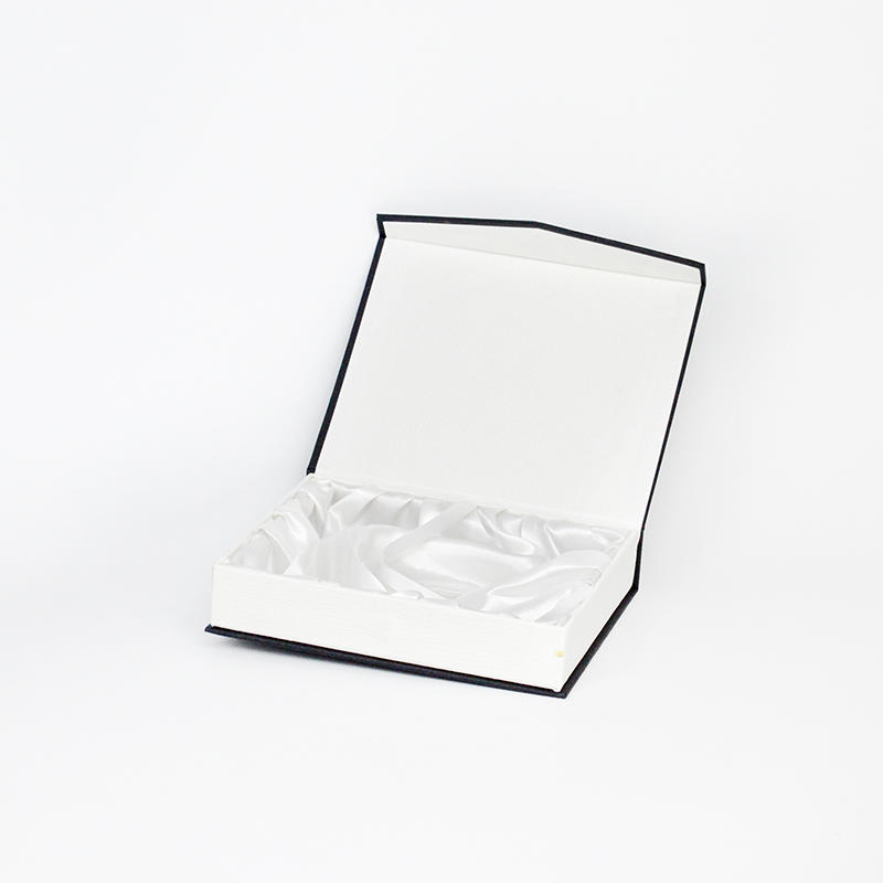 Black Book Magnetic Cardboard Gift Boxes