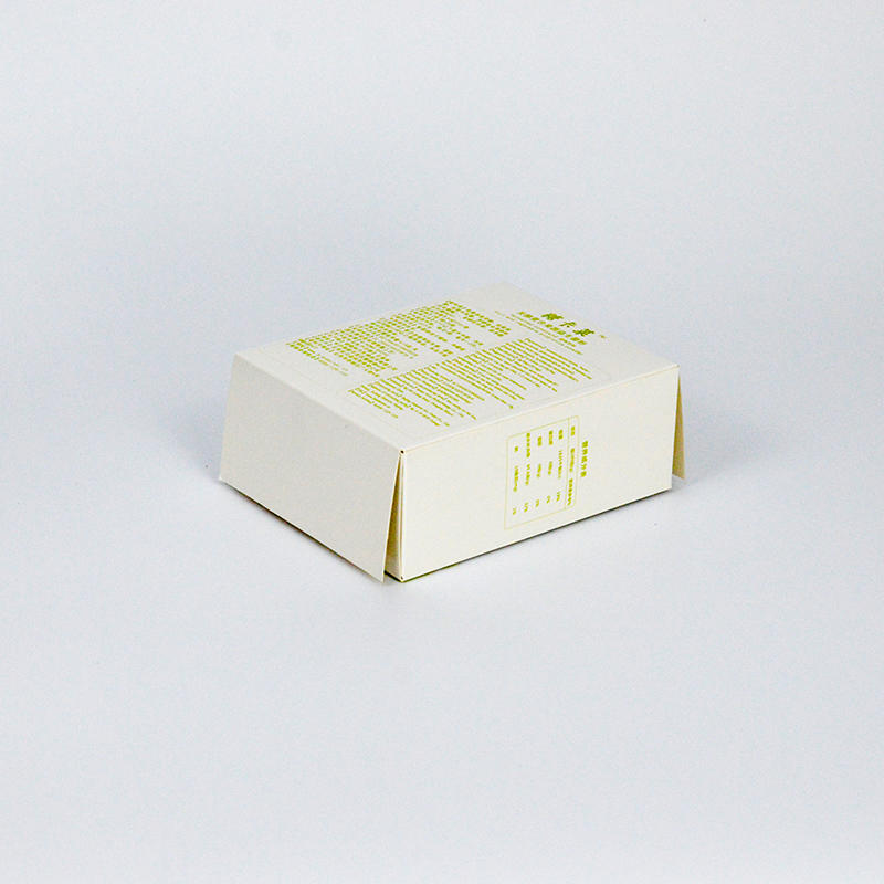Speciality Paper Material Food Paper Packaging Box