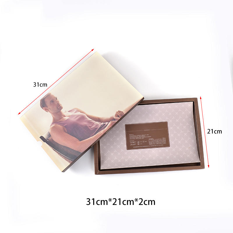SWIFT shirt packaging box directly sale for garment