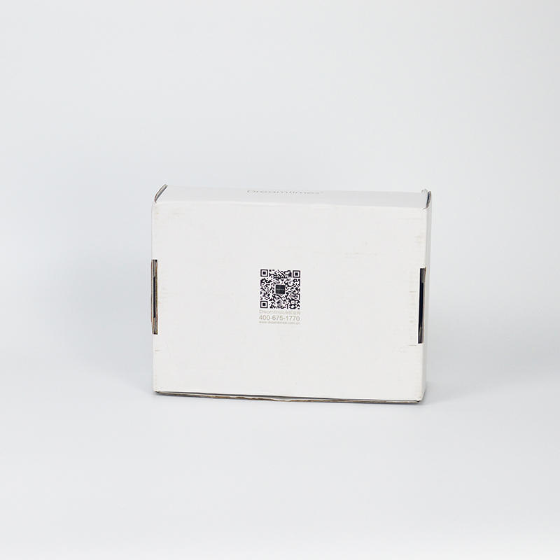Mid-Low End Clamshell Cosmetic Packaging Boxes