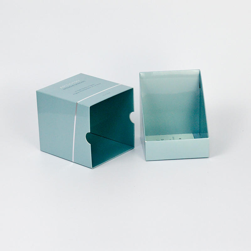 350g Coated Paper Cosmetic Packaging Boxes