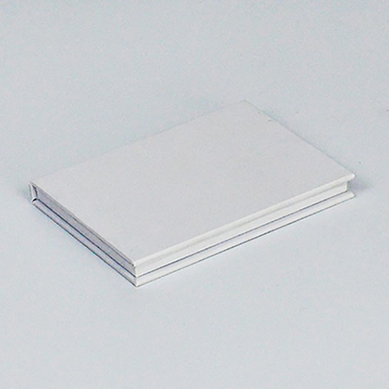 1.5mm Thickness Clamshell Cardboard Packaging Box