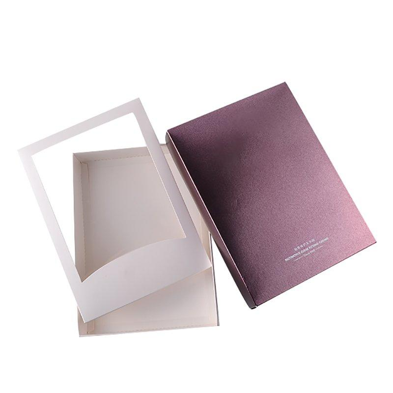 Heaven And Earth Paper Packaging Box For Clothes